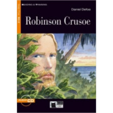 Robinson Crusoe (Black Cat) - Ed. Vicens Vives