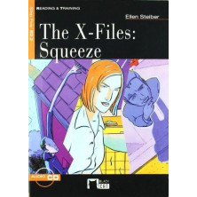 The X-Files: Squeeze - Ed. Vicens Vives
