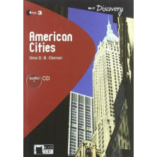 American Cities - Ed. Vicens Vives
