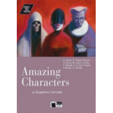Amazing Characters - Ed. Vicens Vives