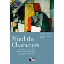 Mind the Characters - Ed. Vicens Vives