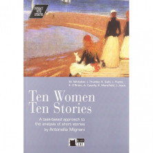 Ten Women Ten Stories - Ed. Vicens Vives