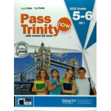 Pass Trinity Now GESE Grades 5-6 & ISE I - Student's Book + Audio CD - Ed. Vicens Vives