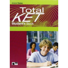 Total KET - Student's Book + Audio CD - Ed. Vicens Vives