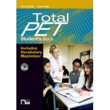 Total PET - Student's Book + Audio CD - Ed. Vicens Vives