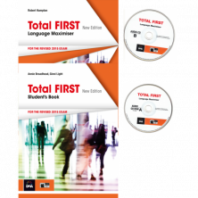 Total FIRST - Student's Book + Audio CD - Ed. Vicens Vives