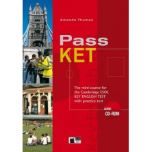Pass KET - Student's Book + Audio CD - Ed. Vicens Vives