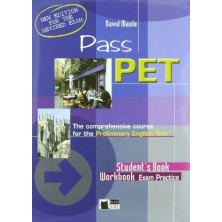 Pass PET - Student's Book + Audio CD - Ed. Vicens Vives