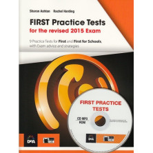 FIRST Practice Tests 2015 Exam - Student's Book + Audio CD - Ed. Vicens Vives