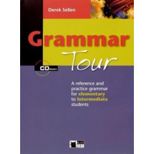 Grammar Tour - Student's Book + CD - Ed. Vicens Vives