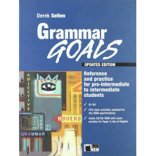 Grammar Goals - Student's Book + CD - Ed. Vicens Vives