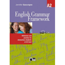 English Grammar Framework A2 - Student's Book + CD - Ed. Vicens Vives