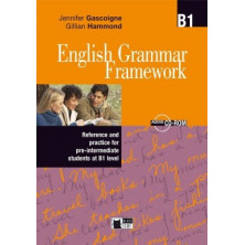 English Grammar Framework B1 - Student's Book + CD - Ed. Vicens Vives