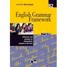 English Grammar Framework B2 - Student's Book + CD - Ed. Vicens Vives