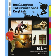 International English B1+ - Student's Book - Ed. Burlington