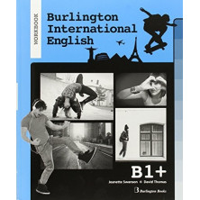 International English B1+ - Workbook - Ed. Burlington