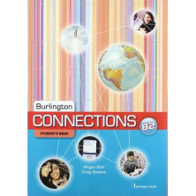 Connections B2 - Student's Book - Ed. Burlington