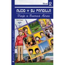 Alejo y su pandilla 2: Viaje a Buenos Aires - Ed. Edinumen