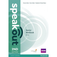 Speakout Starter Workbook without Key - Ed. Pearson