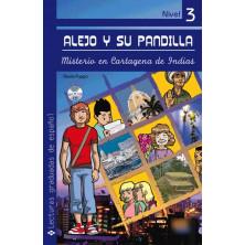 Alejo y su pandilla 3: Misterio en Cartagena de Indias - Ed. Edinumen