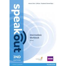 Speakout Intermediate Workbook without Key - Ed. Pearson