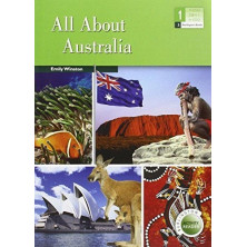 All About Australia - Ed. Burlington