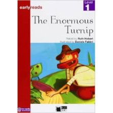 The Enormous Turnip - Earlyreads Level 1 - Ed. Vicens Vives