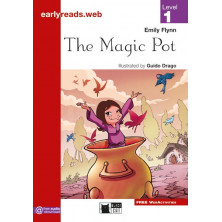 The Magic Pot - Earlyreads Level 1 - Ed. Vicens Vives