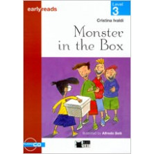 Monster in the Box - Earlyreads Level 1 - Ed. Vicens Vives
