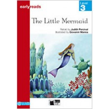 The Little Mermaid - Earlyreads Level 3 - Ed. Vicens Vives