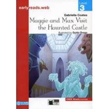 Maggie and Max Visit the Haunted Castle - Earlyreads Level 3 - Ed. Vicens Vives