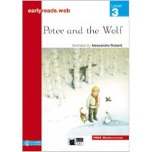 Peter and the Wolf - Earlyreads Level 3 - Ed. Vicens Vives