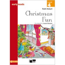 Christmas Fun - Earlyreads Level 4 - Ed. Vicens Vives