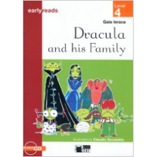 Dracula and his Family - Earlyreads Level 4 - Ed. Vicens Vives