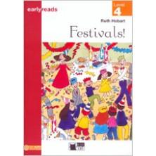 Festivals! - Earlyreads Level 4 - Ed. Vicens Vives