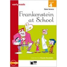 Frankenstein at School - Earlyreads Level 4 - Ed. Vicens Vives