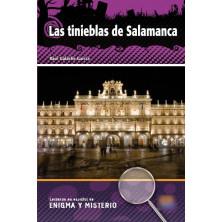 Las tinieblas de Salamanca - Ed. Edinumen