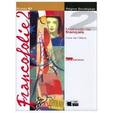 Francofolie 1 - Livre de l'élève + CD - Ed. Vicens Vives