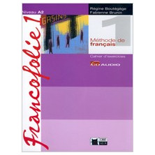 Francofolie 1 - Cahier d'exercises + CD - Ed. Vicens Vives