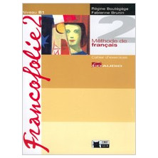 Francofolie 2 - Cahier d'exercises + CD - Ed. Vicens Vives