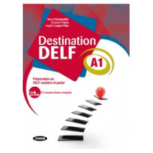 Destination DELF A1 + CD - Ed. Vicens Vives