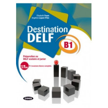 Destination DELF B1 + CD - Ed. Vicens Vives