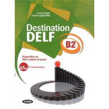 Destination DELF B2 + CD - Ed. Vicens Vives