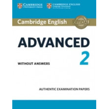 Cambridge English ADVANCED 2 for revised exam from 2015: Student's Book with answers and Audio CD - Cambridge