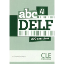 ABC DELF A1 + CD - Ed. Cle international