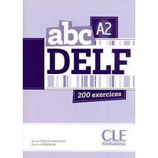 ABC DELF A2 + CD - Ed. Cle international