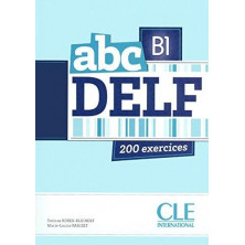 ABC DELF B1 + CD - Ed. Cle international