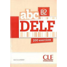 ABC DELF B2 + CD - Ed. Cle international