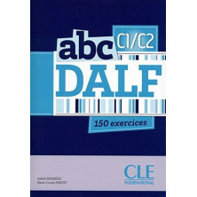 ABC DALF C1 - C2 + CD - Ed. Cle international