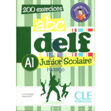 ABC DELF A1 Junior Scolaire + CD - Ed. Cle international